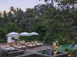 The Kayon Resort Ubud Indonesien
