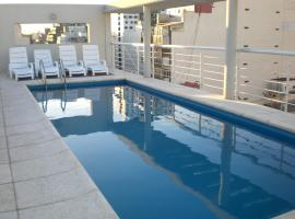 Hotel photo: Top Floor 1BR JR Panoramic Downtown