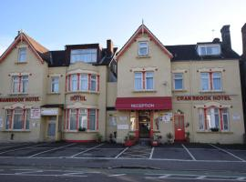 Cranbrook Hotel Ilford United Kingdom