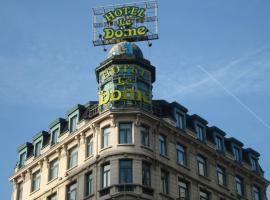 Hotel Le Dome Brussels Belgium