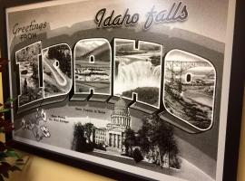 Super 8 Idaho Falls Idaho Falls USA
