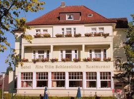 Hotel Photo: Alte Villa Schlossblick