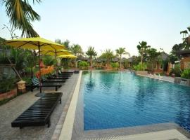 Park & Pool Resort Nong Khai Thailand