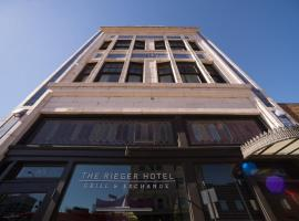 The Rieger Hotel Kansas City USA