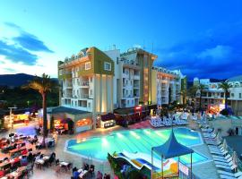 Grand Cettia Hotel Marmaris Turkey