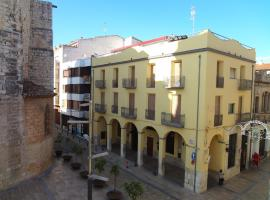 The Flat on the Square Ulldecona Spain