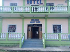Hotel near Municipal airport : Miracle Hotel