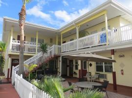 Silver Sands Motel Clearwater Beach USA