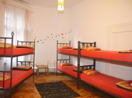Time Hostel Belgrade Serbia