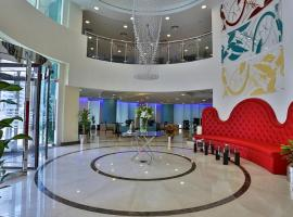 Bin Majid Tower Hotel Apartments Abu Dhabi United Arab Emirates