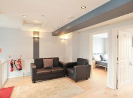 York Way Kings Cross Apartment London United Kingdom