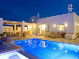 Villa in Vourvoulos  Greece