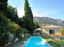 Hotel photo: Villa in Beaulieu