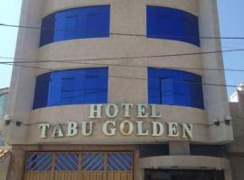 Hotel near Chimbote: Tabu Golden Hotel