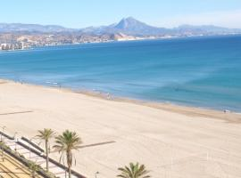 Beachfront Alicante 1  Spain