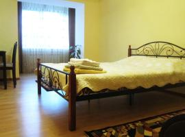 Hotel photo: Studio apartment Zaporozhye