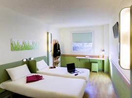 A picture of the hotel: Ibis Budget Zaragoza