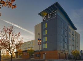Aloft Portland Airport Hotel at Cascade Station Portland Estados Unidos
