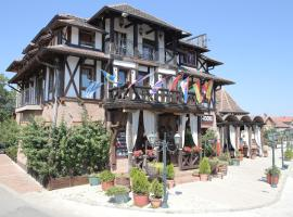 Hotel photo: Motel Konak Tammy