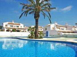 Bungalow with terrace, pool in Alicante  Spain