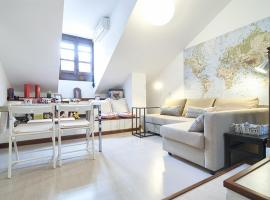 Friendly Rentals Tribeca Duplex Madrid Spain