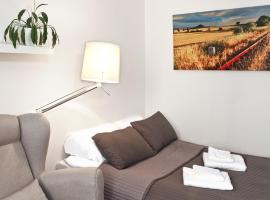 Florenc Apartments Prague Czech Republic