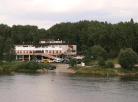 Hostel Boathouse Praga Cehia