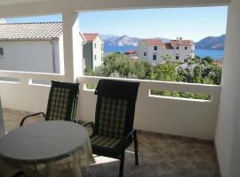 Apartments Dujmovic Ana Baška Croatie