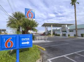 Hotel photo: Motel 6 Las Vegas Tropicana