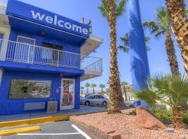 Hotel Photo: Motel 6 Las Vegas - I-15