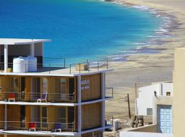 A picture of the hotel: Aquiles Eco Hotel