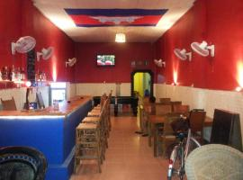 Hotel near Kampot: Kampot Kenny's Guesthouse & Bar
