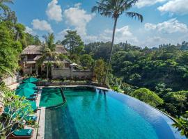 Pita Maha Resort & Spa Ubud Indonēzija