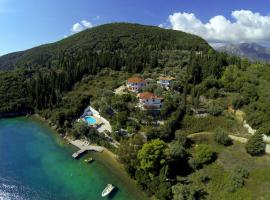 Korakias Villas Yénion Greece