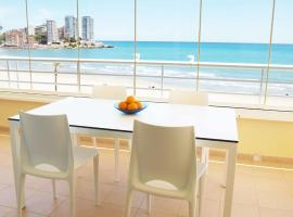 Hotel Photo: ApartUP Spectacular Beach View
