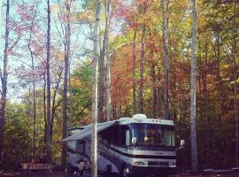 Smoky Mountain Premier RV Resort  USA