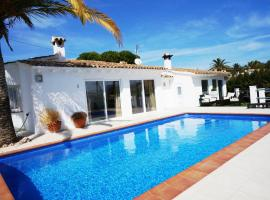 Real Estate Calpe Villa Fortuna  Spain