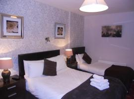 Leitrim Lodge Hotel Carrick on Shannon Ireland