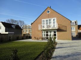 Hotel photo: Appartementen Zee Domburg
