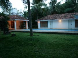 Parijatham Beach House Covelong India