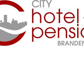 City Hotel Pension Brandenburg
