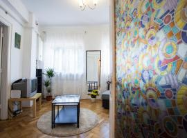 Hotel photo: Chic Artistic Central Double Studio