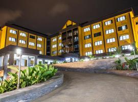 Hotel near Kigali Intl airport : Grand Legacy Hotel