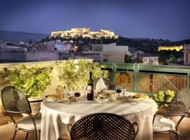 Jason Inn Athens Greece