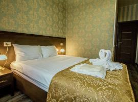 Welcome Microhotel Moscow Russia