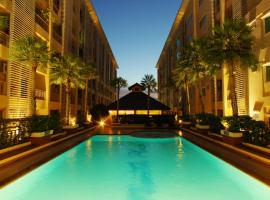 The Ninth Place Serviced Residence Bangna Tailândia