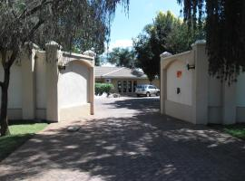 Hotel near Harare Intl airport : The Grange Inn Guesthouse
