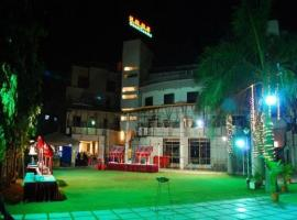 Hotel Navi Mumbai Merchants Gymkhana  India