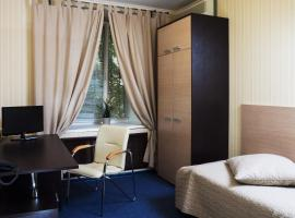 MosFilm Hotel Moscow Russia