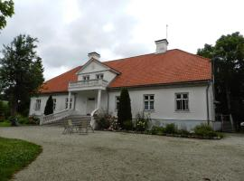 Hotel Photo: Saare Manor Guesthouse